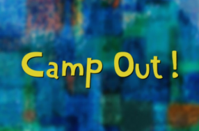 Saturday, September 29: Dad's Club Mission Estancia Family Campout