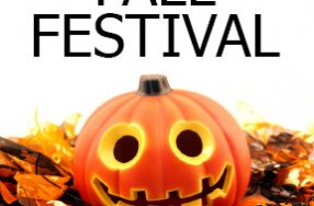 Friday, October 12: ME Fall Festival