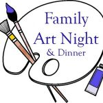 Wednesday, April 25: Family Art Night and PTA Association Meeting